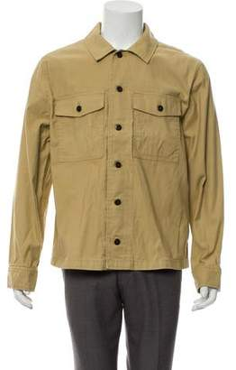 Todd Snyder Button-Up Utility Jacket
