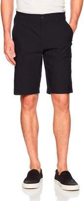 UNIONBAY Men's Rainier Lightweight Comfort Travel Tech Chino Shorts