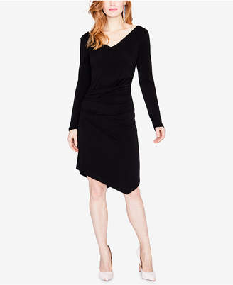 Rachel Roy Ruched Asymmetrical Dress, Created for Macy's
