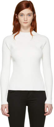 Won Hundred White Vega Sweater