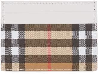 Burberry Sandon House Check Card Holder