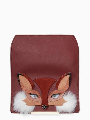 Kate Spade Make it mine fox flap
