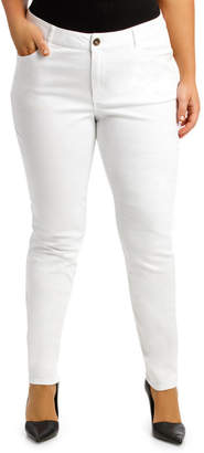 Essential Straight Leg Jean White