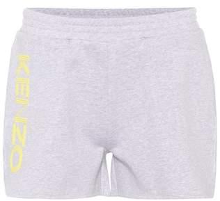 Kenzo Cotton-jersey shorts