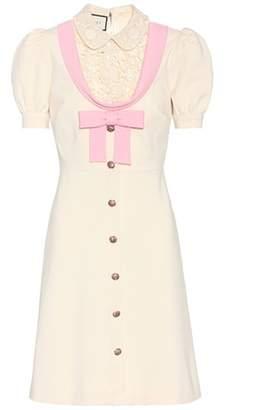 Gucci Crêpe dress