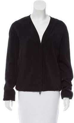Reed Krakoff Long Sleeve Zip-Up Jacket
