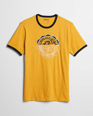 Express Knit Seal Graphic Tee