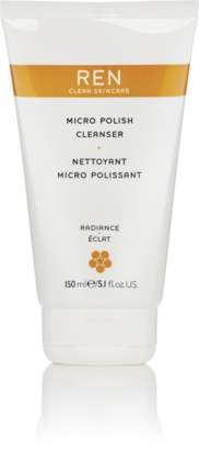 REN Micro Polish Cream Cleanser