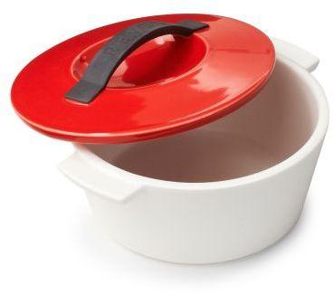 Revol Revolution Pepper-Red Cocotte, 23⁄4qt.
