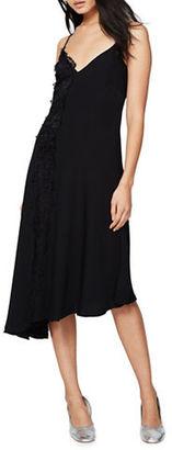 Rachel Rachel Roy Solid Slip Dress $149 thestylecure.com