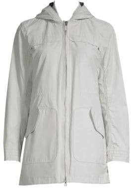 Barbour Women's Marloes Casual Jacket - Ice White - Size 12