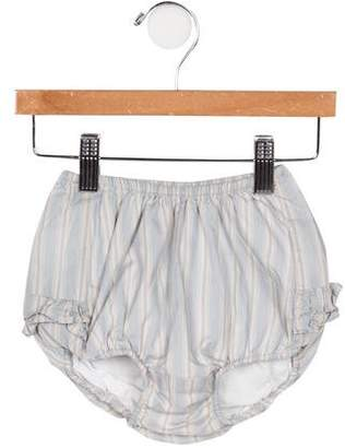 Ralph Lauren Girls' Striped Bloomers