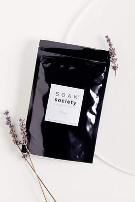 Soak Society Sleep Wellness Soak