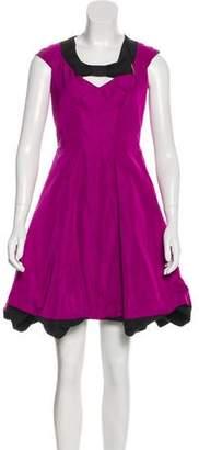 Louis Vuitton Knee-Length A-Line Dress