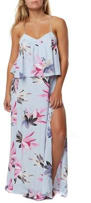O'Neill Milly Strappy Maxi Dress