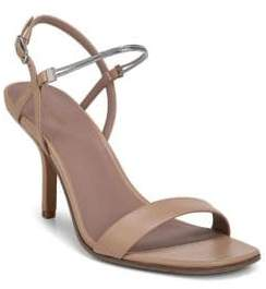 Diane von Furstenberg Frankie Cappuccino Sandals