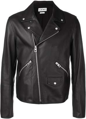 Loewe biker jacket