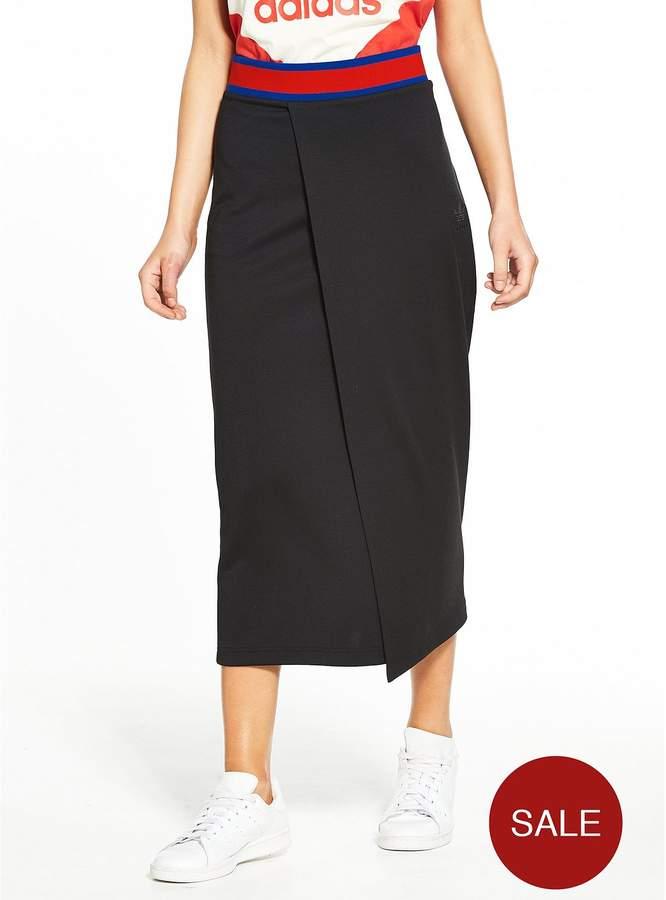 Embellished Art Skirt