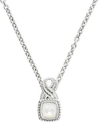 Tiffany & Co. Kay Studio Sterling Gemstone Pendant w/Chain