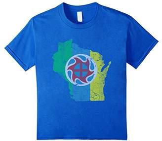 Flag of Beloit Wisconsin Shirt
