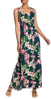 Tommy Bahama Le Tigre Orchid Maxi Dress