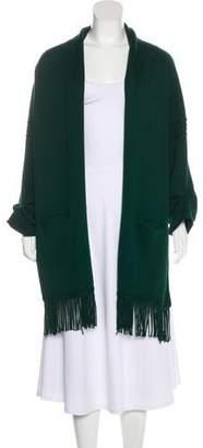 Jean Paul Gaultier Elongated Wool Sweater