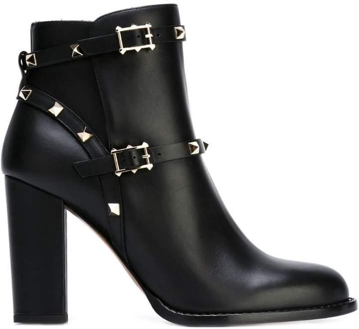 Valentino 'Rockstud' boots