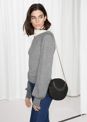 And other stories Billow Sleeve Sweater