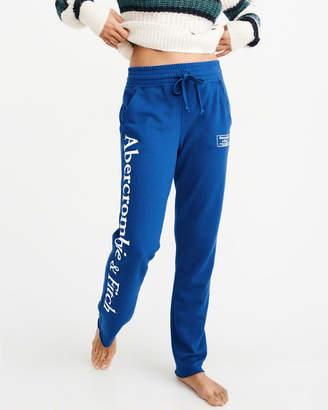 Abercrombie & Fitch Skinny Logo Sweatpants