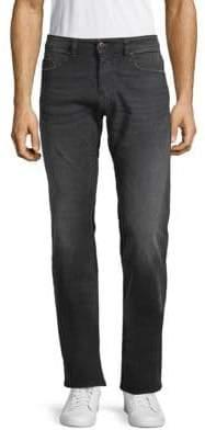 Diesel Slim-Straight Faded Jeans