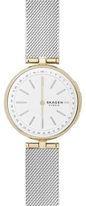 Skagen Signature T-Bar Hybrid Smartwatch, 36mm