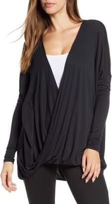 Felina Twist Front Pullover