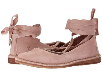 Frye Helena Ankle Tie Women's Dress Sandals