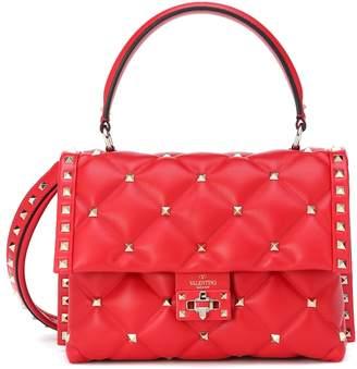 Valentino Candystud leather shoulder bag