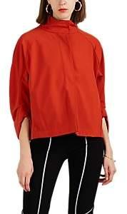 Zero Maria Cornejo Women's Beetle Tech-Fabric Windbreaker - Orange