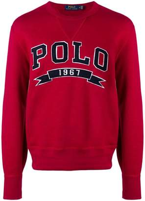 Polo Ralph Lauren cable knit jumper