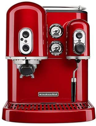 KitchenAid Pro Line Manual Espresso Maker with Dual Independent Boilers