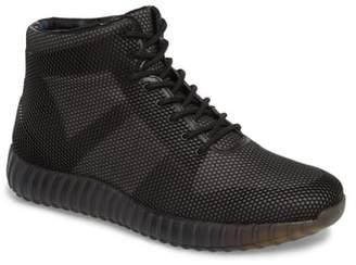 Karl Lagerfeld PARIS Mid-Top Sneaker