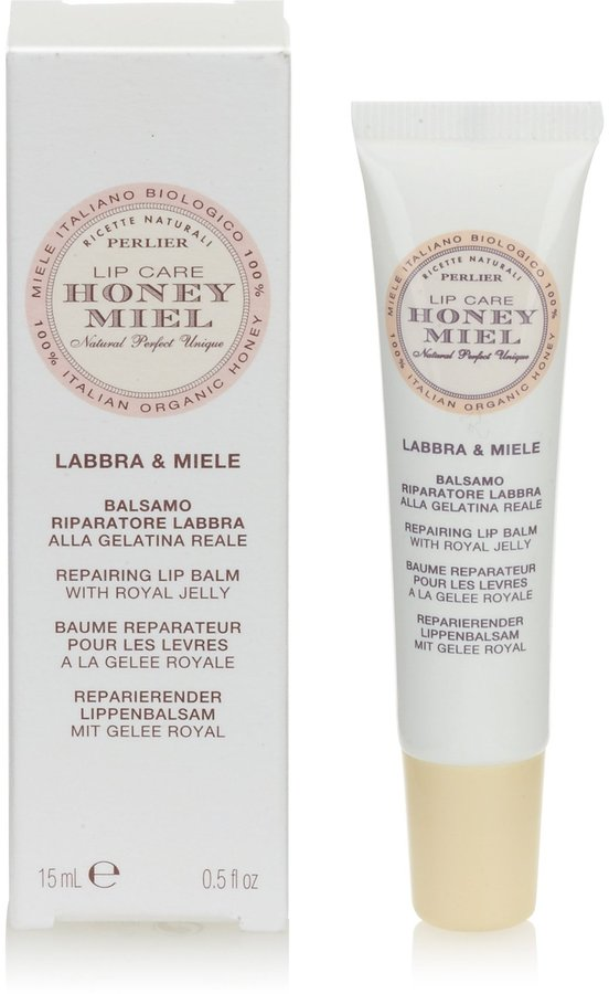Perlier Honey Repairing Lip Balm with Royal Jelly 15ml