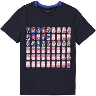 Ikks JUNIOR Printed T-Shirt, 3-14 Years