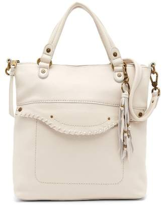 The Sak Robertson Leather Shoulder Bag