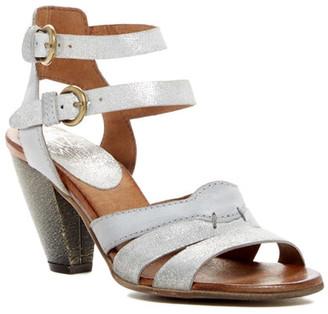 Miz Mooz Martine Heeled Sandal $139.95 thestylecure.com