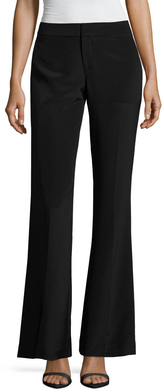 Haute Hippie Silk Stretch Flared Pant
