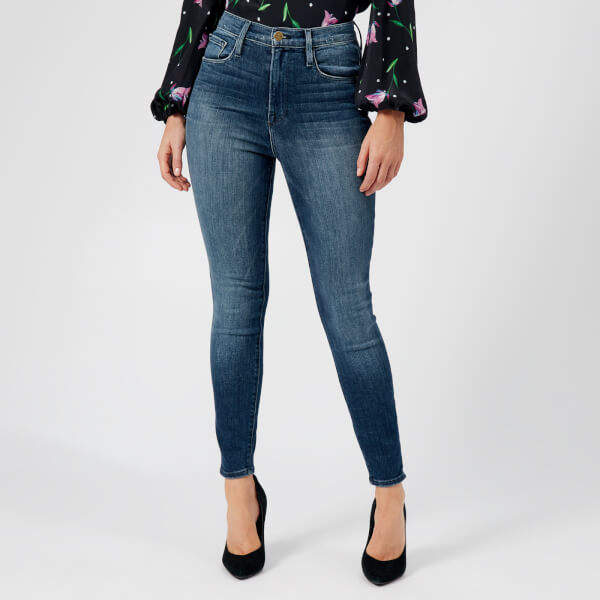 Women's Ali High Rise Skinny Jeans Belhaven