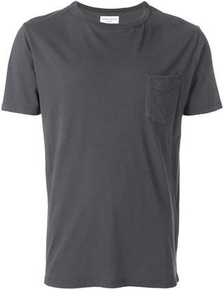 Officine Generale patch pocket T-shirt