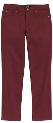 Joe's Jeans Brixton Straight Leg Stretch Twill Pants