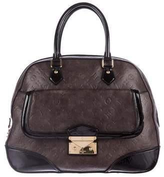 Louis Vuitton Monogram Embossed Alizee Bag
