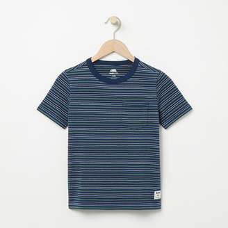 Roots Boys Striped Ringer Top