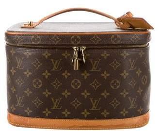 Louis Vuitton Monogram Nice Beauty Case