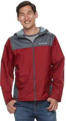 Columbia Big & Tall Weather Drain Rain Jacket
